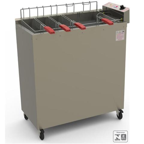Imagem de Fritadeira Elétrica Profissional Fritador Água e Óleo 42 Lts PR-3000 E Progás 220V