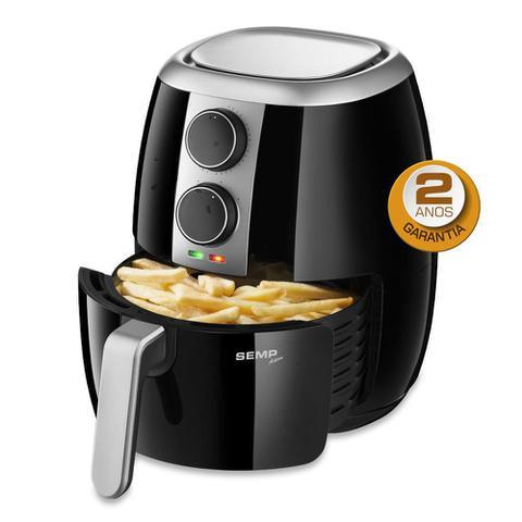 Imagem de Fritadeira Elétrica sem Óleo Air Fryer 3.5 Litros Semp Toshiba AF3018PR