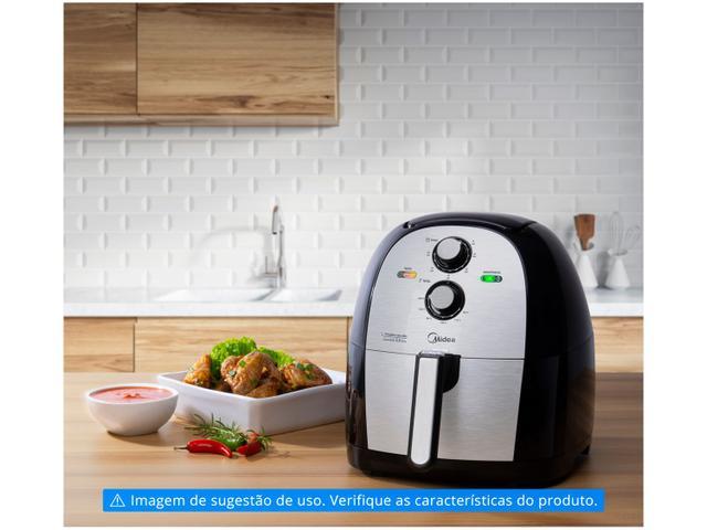 Imagem de Fritadeira Elétrica sem Óleo/Air Fryer Mídea