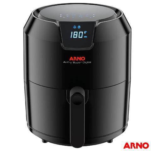 Imagem de Fritadeira Elétrica Sem óleo Arno AirFry Super Digital 4,2L
