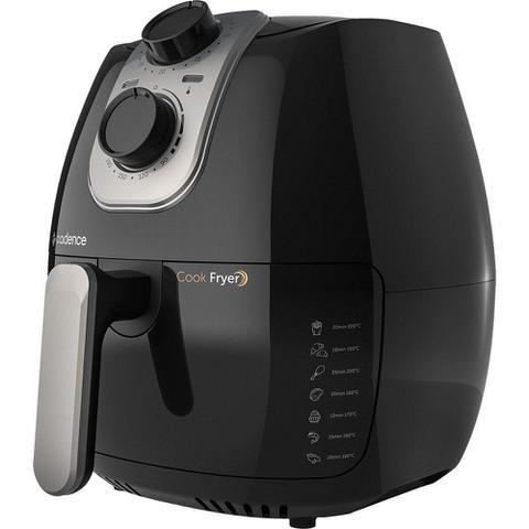 Imagem de Fritadeira Elétrica Sem Óleo Cadence 2,6 Litros Cook Fryer FRT525