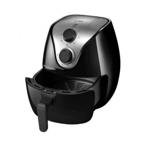 Imagem de Fritadeira Elétrica sem Óleo CE022 4 Litros Multilaser Air Fryer Multilaser