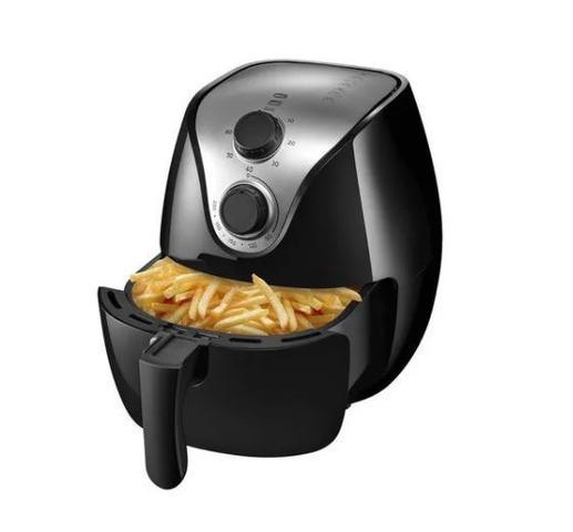 Imagem de Fritadeira Elétrica Sem Óleo Multilaser Gourmet Air Fryer 4 litros