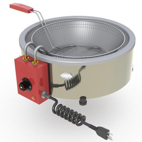 Imagem de Fritadeira Industrial Elétrica Progás PR70E, 7 Litros