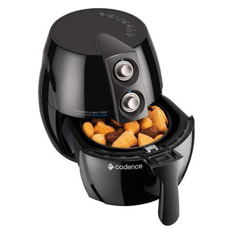 Imagem de Fritadeira Sem Óleo 2,3L Perfect Fryer 220V Cadence Preto