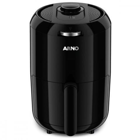 Imagem de Fritadeira Sem Óleo Airfry Compact Arno 1,6 Litros Preta  110V