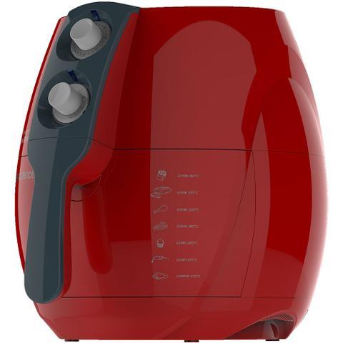 Imagem de Fritadeira Sem Óleo Cadence Perfect Fryer Colors Vermelha
