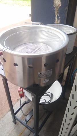 Imagem de Fritadeira Tacho A Gás 1 Cesto 7 Litros PR70 G Progás