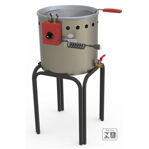 Imagem de Fritador Água e Óleo 12 litros PR-90E Style - Progás 127v