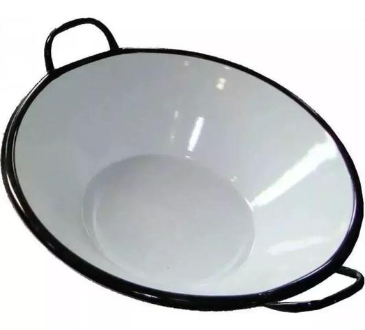Imagem de Fritador Fogão Pasteleiro CINZA A Gás Com Tacho 14
