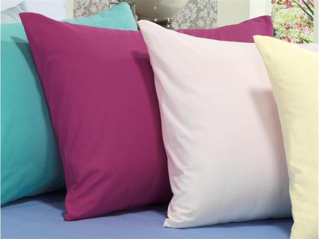 Imagem de Fronha de travesseiro avulsa prata - santista