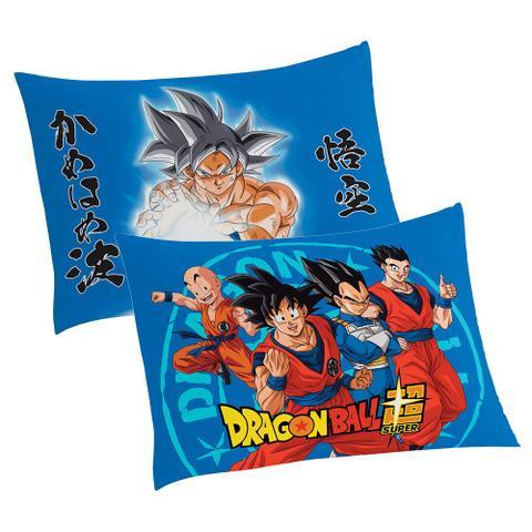 Imagem de Fronha Infantil Dragon Ball Super