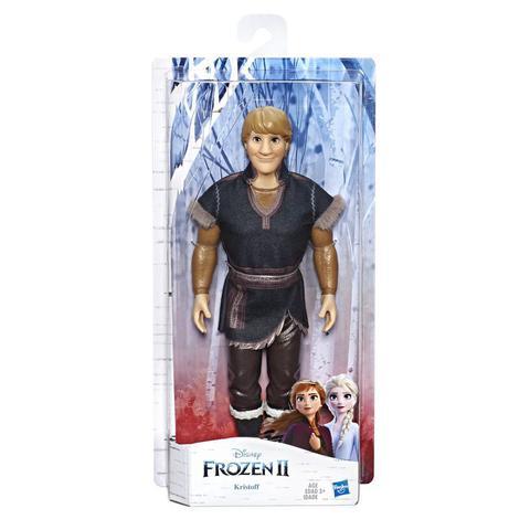 Imagem de Frozen 2 - Super Pack Boneca Anna e Boneca Elsa e Boneco Cristoff E5514 - Hasbro