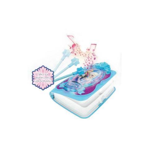 Imagem de Frozen-diário mágico intek frdm2