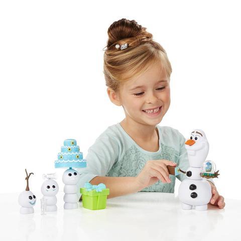 Imagem de Frozen Figura OLAF Fever B5167 HASBRO