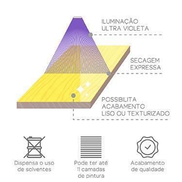 Imagem de Fruteira Armário de Cozinha Balcão Bebedouro Branco com Preto Com Rodinhas