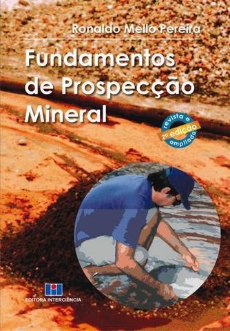 Imagem de Fundamentos de Prospecção Mineral