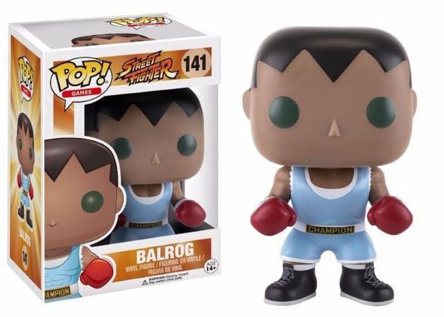 Imagem de Funko Pop Balrog 141 Street Fighter