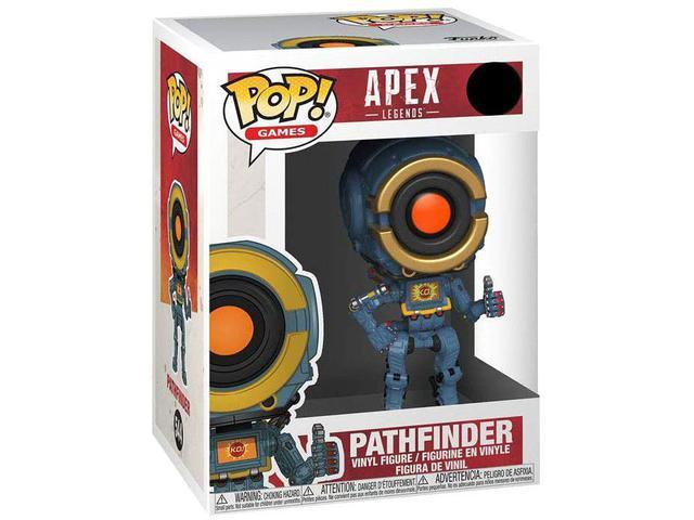 Imagem de Funko Pop! Games Apex Legends Pathfinder 43289