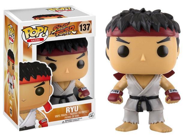 Imagem de Funko Pop Games Street Fighter - Ryu