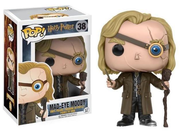 Imagem de Funko Pop Mad-Eye Moody Harry Potter 38