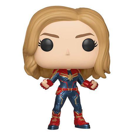 Imagem de Funko Pop! Marvel - Captain Marvel 459