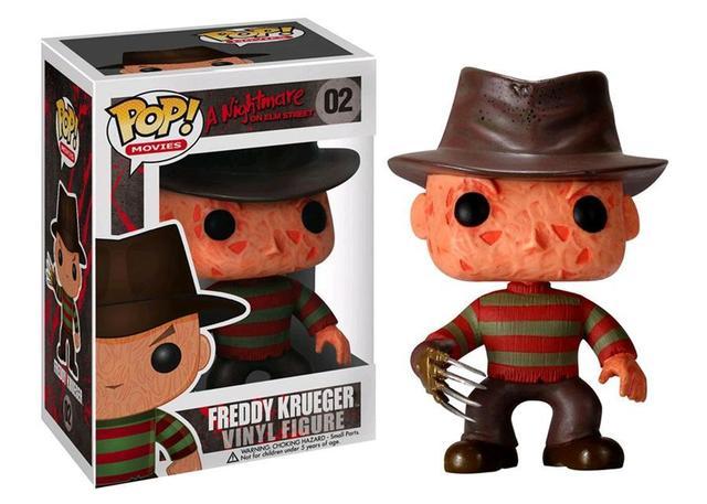Imagem de Funko Pop Movies: Nightmare on Elm Street - Freddy Krueger 02