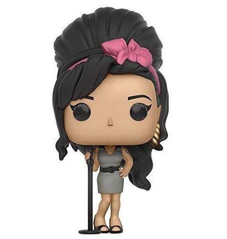 Imagem de Funko Pop Rocks 48 Amy Winehouse