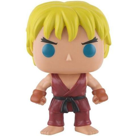 Imagem de Funko pop street fighter ken 138