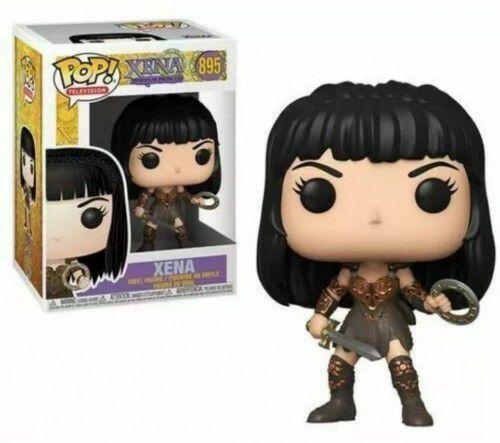Imagem de Funko Pop Xena 895 - Xena: Warrior Princess - Xena A Princesa Guerreira - Television