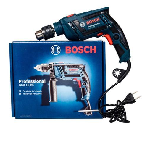 Imagem de Furadeira de Impacto 650W 13mm - GSB 13 RE - Bosch