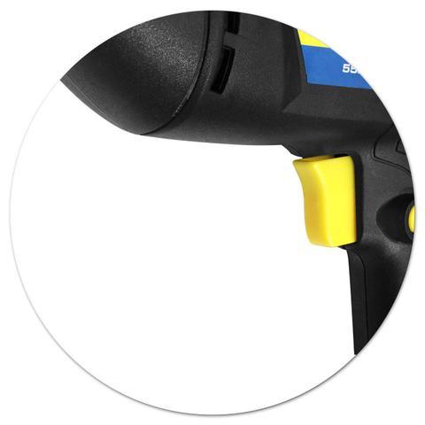 Imagem de Furadeira de Impacto Hammer 550W Mandril 3/8 Polegadas 2.900 RPM 110V Preto e Amarelo FL 5000