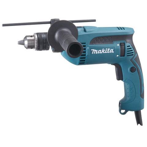Imagem de Furadeira Impacto Makita 1/2 13mm Hp1640k com Maleta