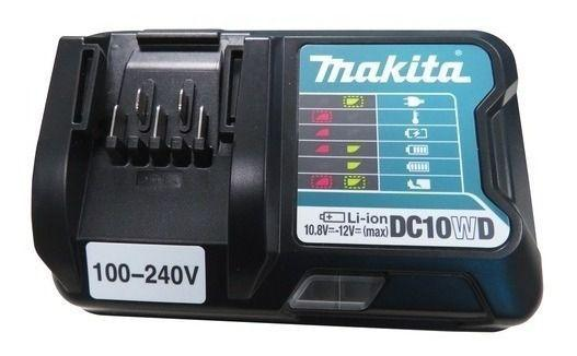 Imagem de Furadeira Parafusadeira de Impacto à Bateria 12v HP333DWYX3 Makita
