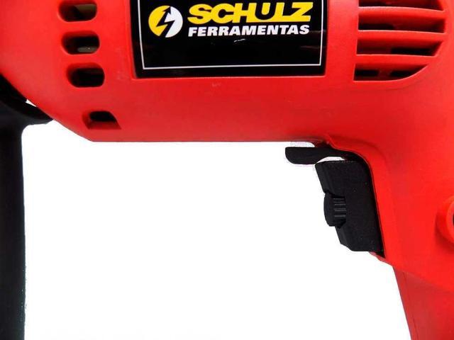 Imagem de Furadeira Parafusadeira Impacto 110v 1/2 Schulz Profissional