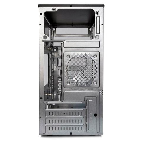 Imagem de Gabinete C3TECH MT-23BK PC Torre para Micro ATX com Fonte 200W Preto
