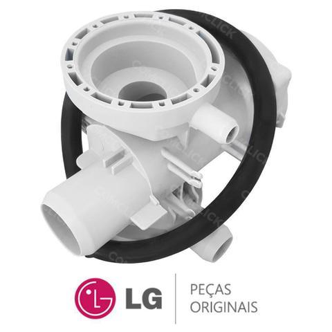 Imagem de Gabinete da Bomba de Drenagem Lavadora e Lava e Seca LG Diversos Modelos