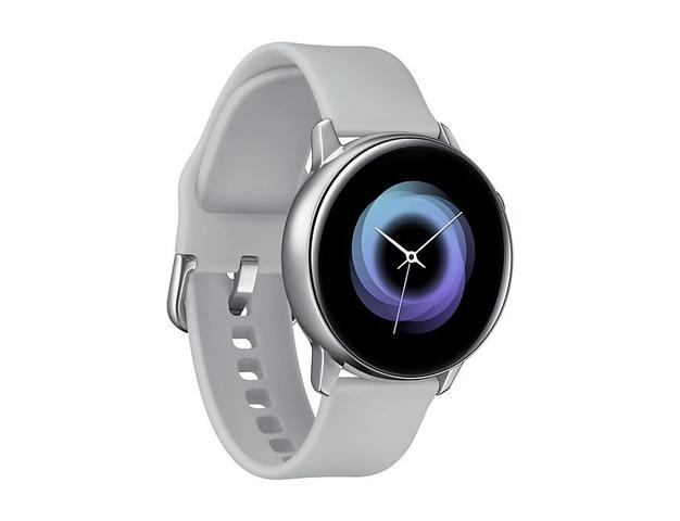 Smartwatch Samsung Galaxy Watch Active - Prata Sm-r500