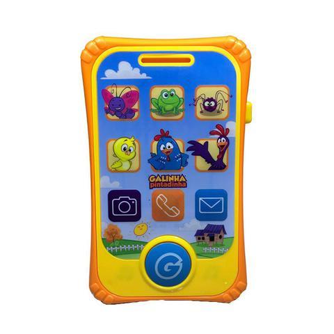 Imagem de Galinha pintadinha - meu primeiro baby phone - 20209 - yes toys