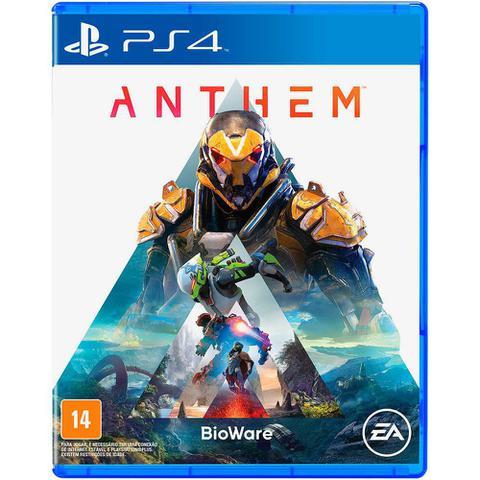 Imagem de Game Anthem Br - PS4