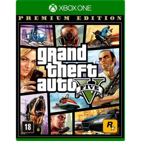 Imagem de Game Gta V Premium Edition