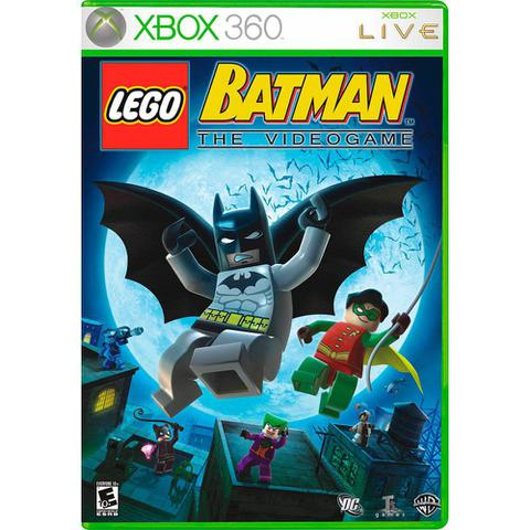 Imagem de Game Lego Batman The Videogame - Xbox 360