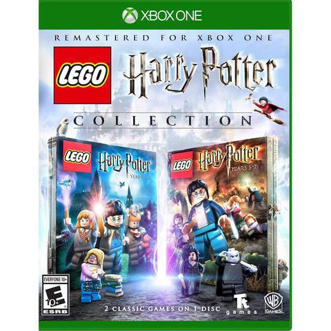 Jogo Lego Harry Potter Collection - Xbox One - Warner Bros Interactive Entertainment