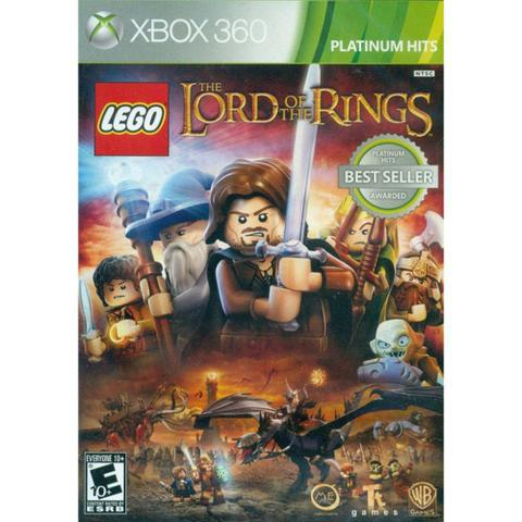 Jogo Lego Lord Of The Rings - Xbox 360 - Warner Bros Interactive Entertainment