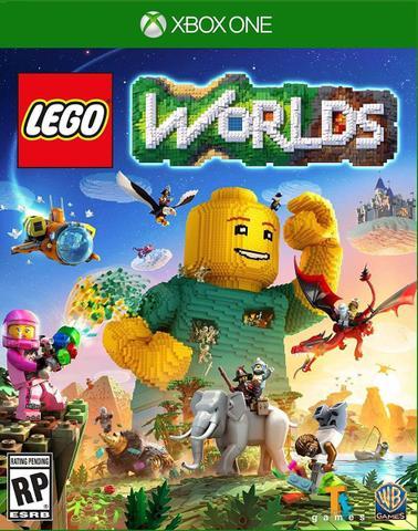 Jogo Lego Worlds - Xbox One - Warner Bros Interactive Entertainment