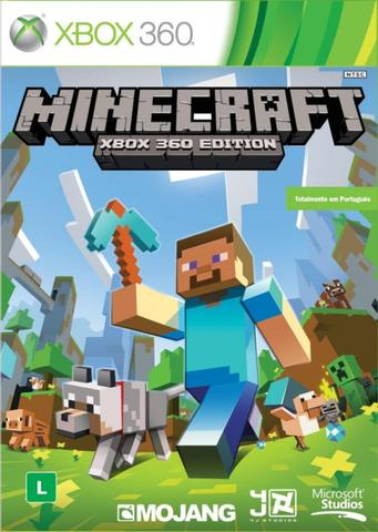 Imagem de Game Minecraft - Xbox 360 Edition