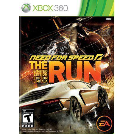 Jogo Need For Speed The Run - Xbox 360 - Ea Games