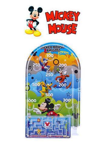 Imagem de Game pinball jogo clássico com o mickey e seus amigos