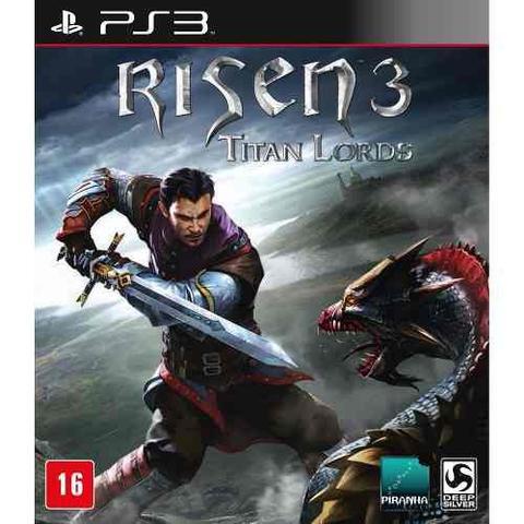 Jogo Risen 3: Titan Lords - Playstation 3 - Deep Silver
