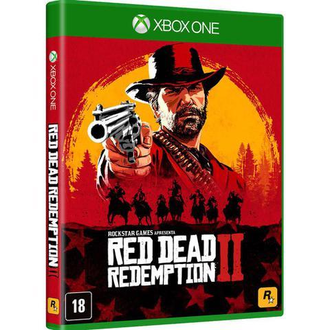 Imagem de Game Red Dead Redemption 2 - Xbox One